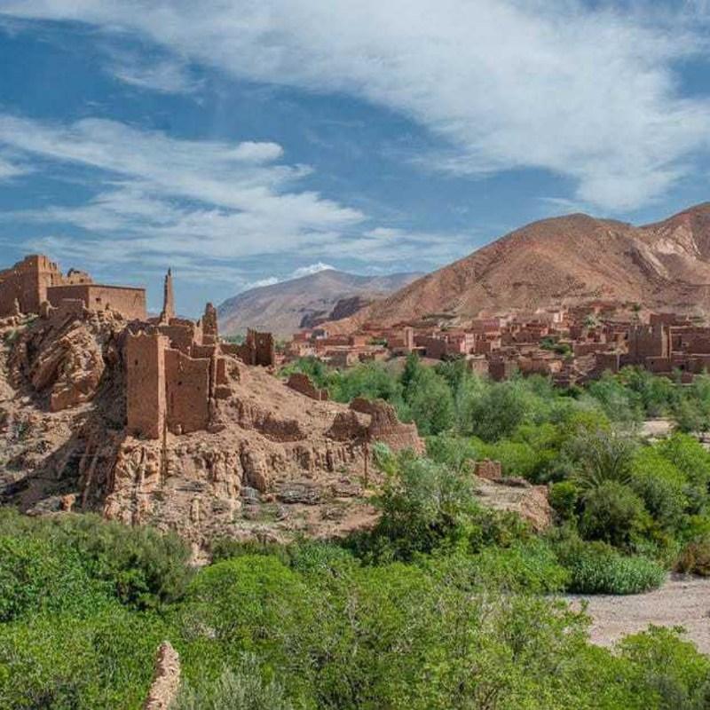 zagora desert tour from marrakech
