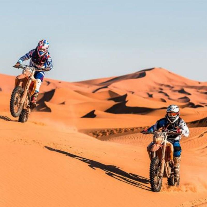 Merzouga moto bike tour