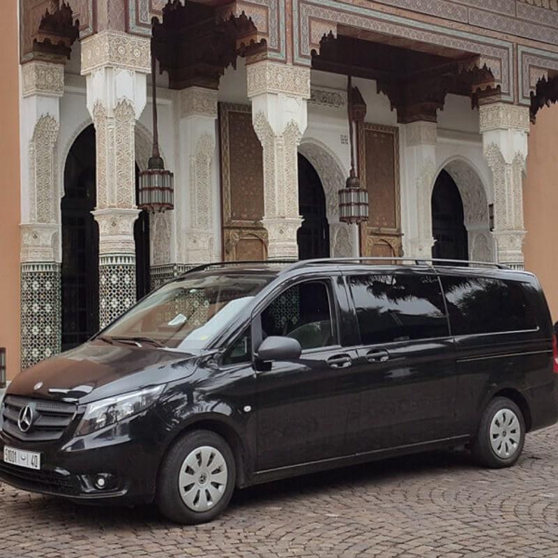 morocco luxury transport