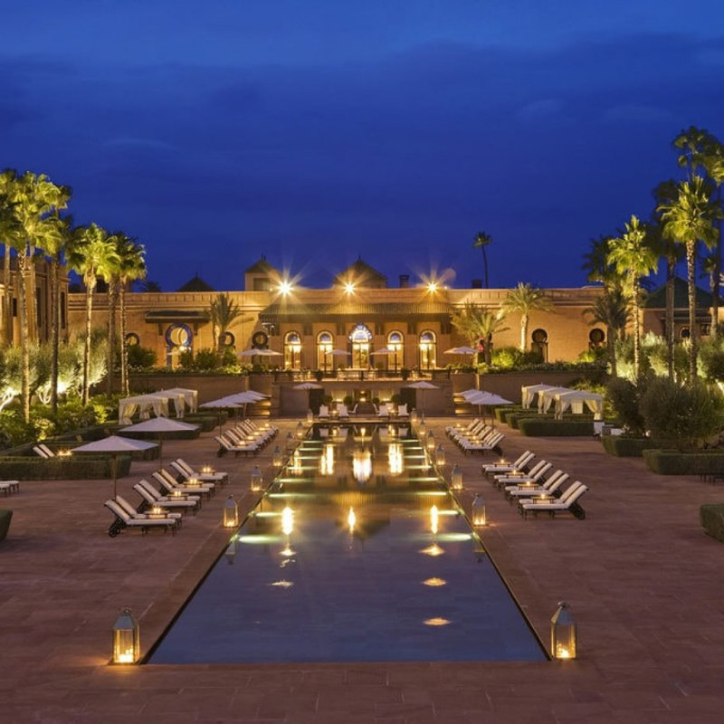 8 days luxury tours from Casablanca Morocco