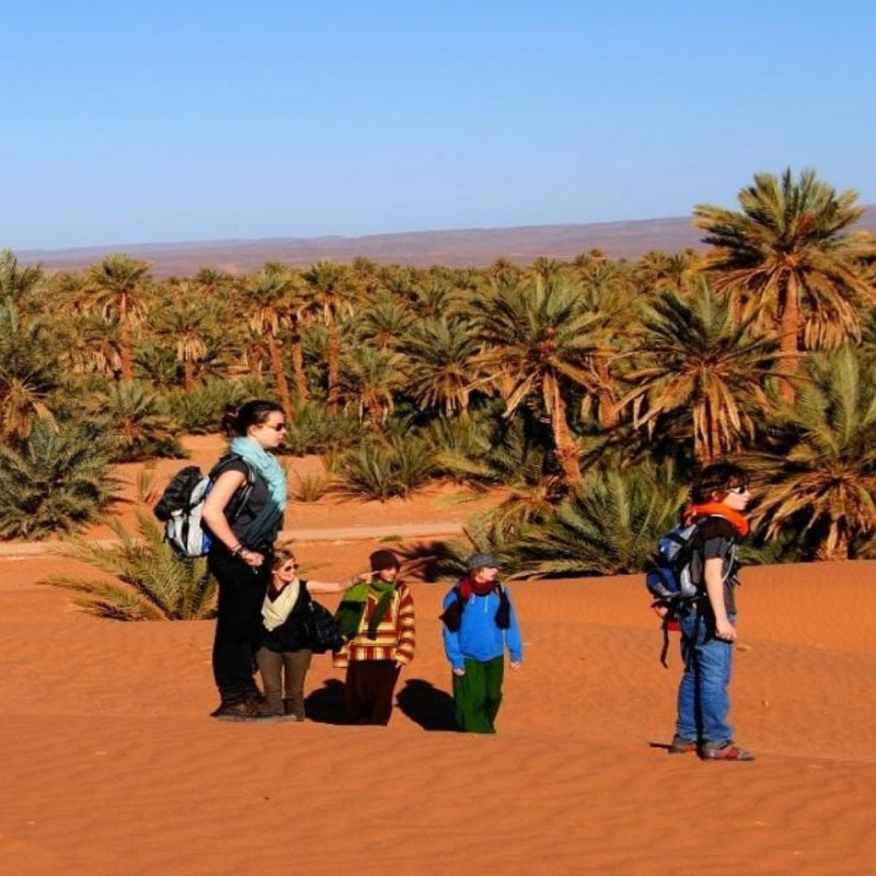 9 days trekking in Morocco