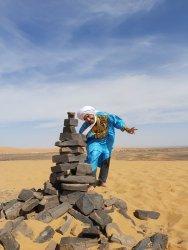 4x4 desert tour in Merzouga