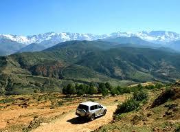 4 days morocco walking treks