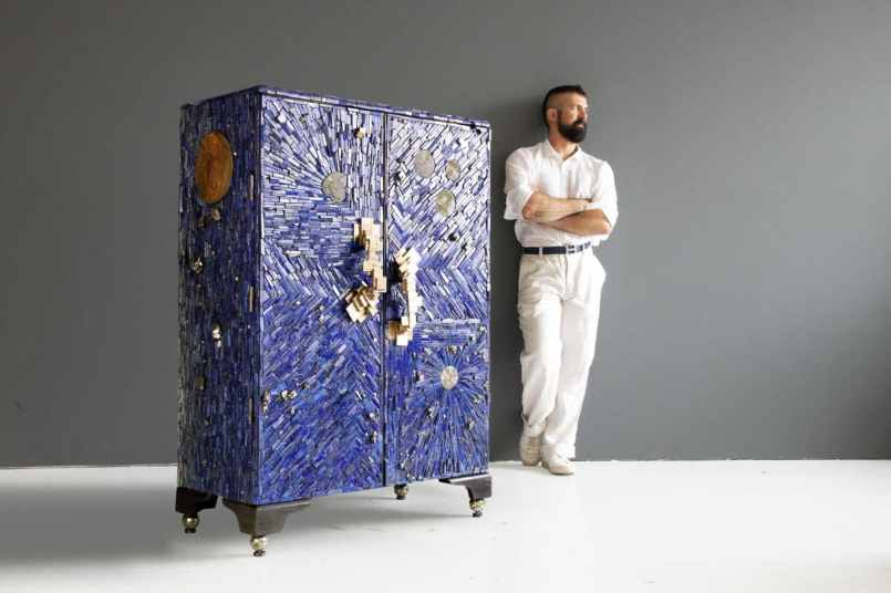 Christopher Boots 'Curioisity Cabinet'