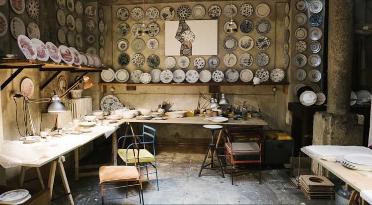 Laboratorio Paravicini atelier