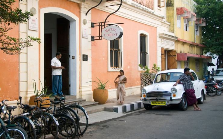 Pondicherry-travel