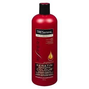 Tresemme Expert Selection Keratin Smooth Shampoo 500 ml
