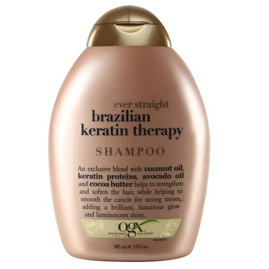 OGX Brazilian Keratin Therapy Shampoo 385 Ml