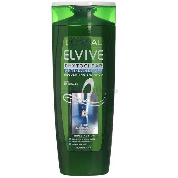 L'Oreal Elvive Phytoclear Anti Dandruff Shampoo 400 ml