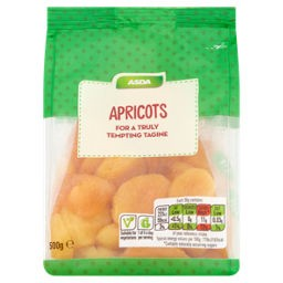 ASDA Chopped Apricots For A Truly Tempting 250g