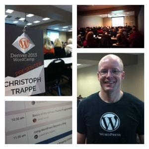 WordCamp Denver 2013 slides