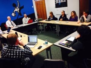 WordPress meetup 2014 in Cedar Rapids