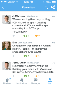 WordCamp Omaha Tweets
