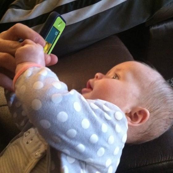 skype baby