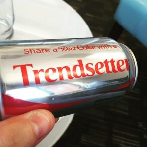 trendsetter coke can