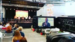 speaking at content marketing world 2015