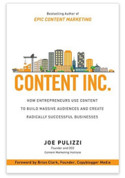 content inc book helps with audience development - personas help here