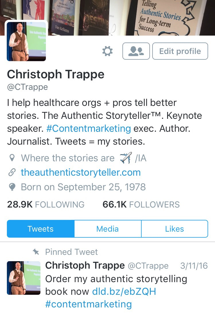 a1be17a8b8 You won t believe how many people visit Twitter profiles! - Business ...