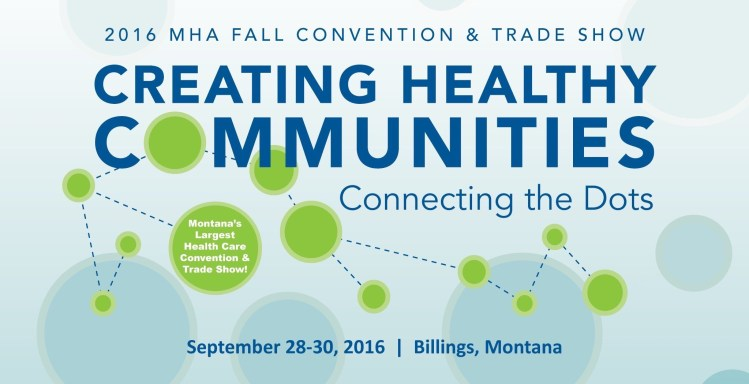Closing keynote at the 2016 Montana Hospital Association conference