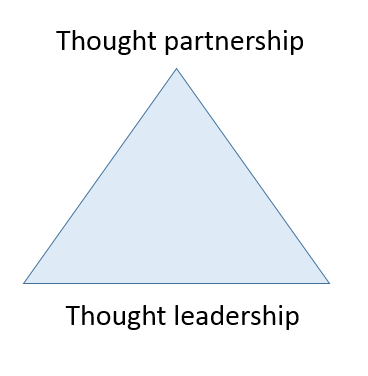 thought partnership