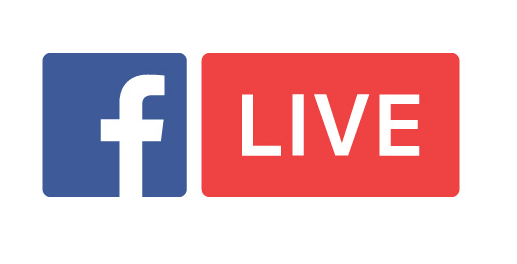 FACEBOOK LIVE: Why is text backwards on Facebook Live?