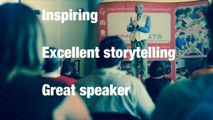 Hire your next content marketing, social media and storytelling keynote speaker here