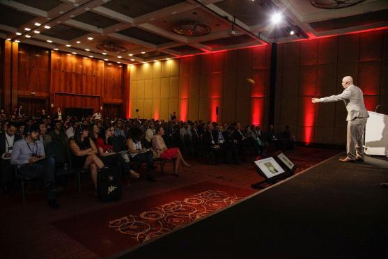 keynote in San Paulo