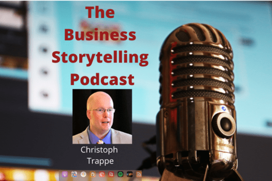 Business Storytelling Podcast cover art