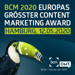 Conferences to attend - OMR and BCM