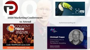 Conferences to attend in 2020 - for cheaper
