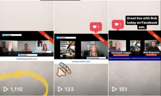 use Instagram Reels for podcasts