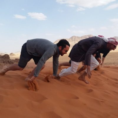 Wadi Rum Jeep tour