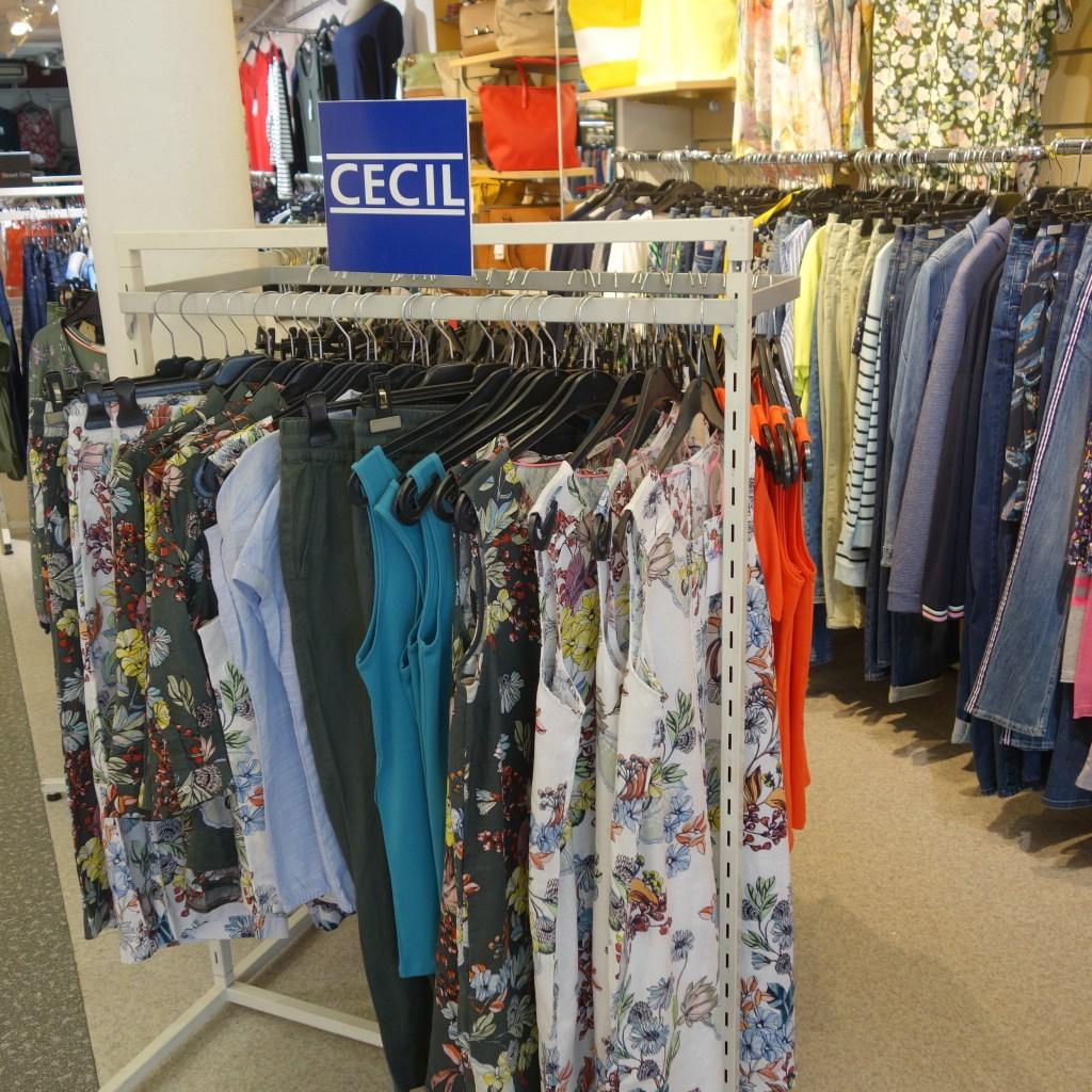 Vêtements Cecil à Saint-Yrieix