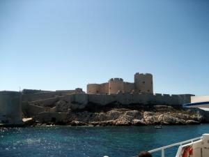 View of Chateau D'f