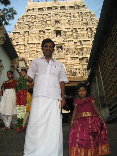 Thiruvannamalai Temple in Tamilnadu