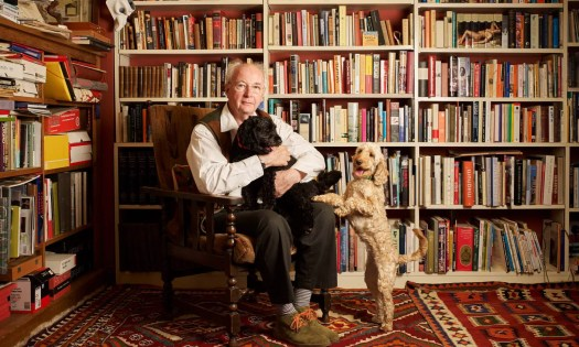 Philip Pullman on Book of Dust