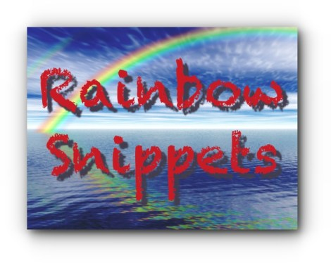 Rainbow Snippets