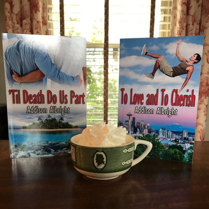 Promo - 'Til Death Do Us Part - To Love and To Cherish - Print