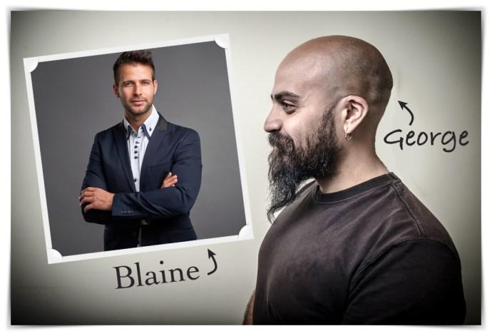 Blaine & George