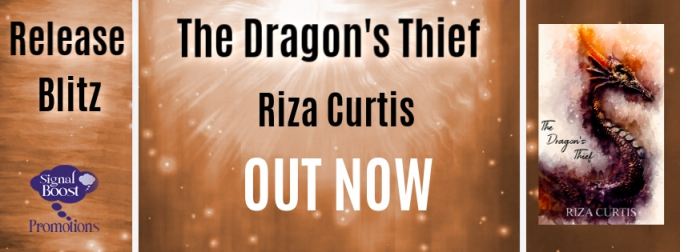 RELEASE BLITZ – The Dragon's Thief by Riza Curtis