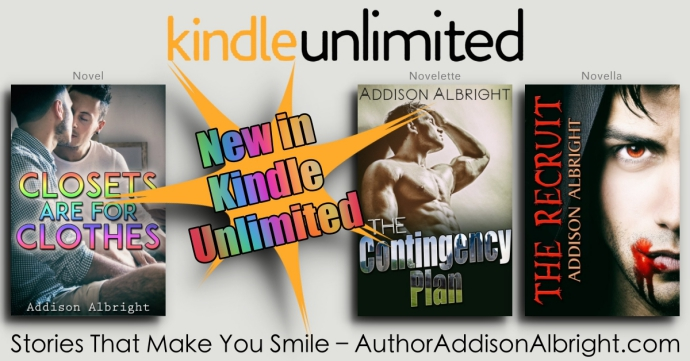 New Additions to Kindle Unlimited! | Stories That Make You Smile