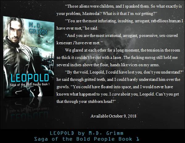 MEME 1 - Leopold