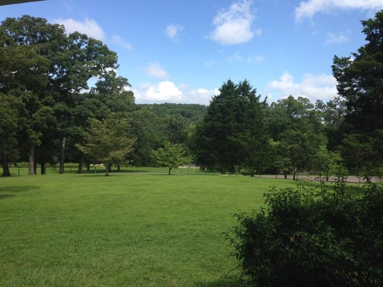 Wilder Porch View