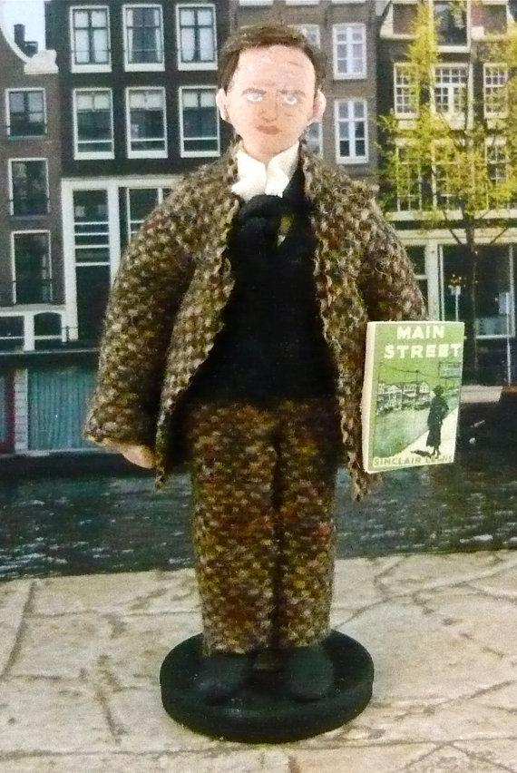 Sinclair Lewis doll