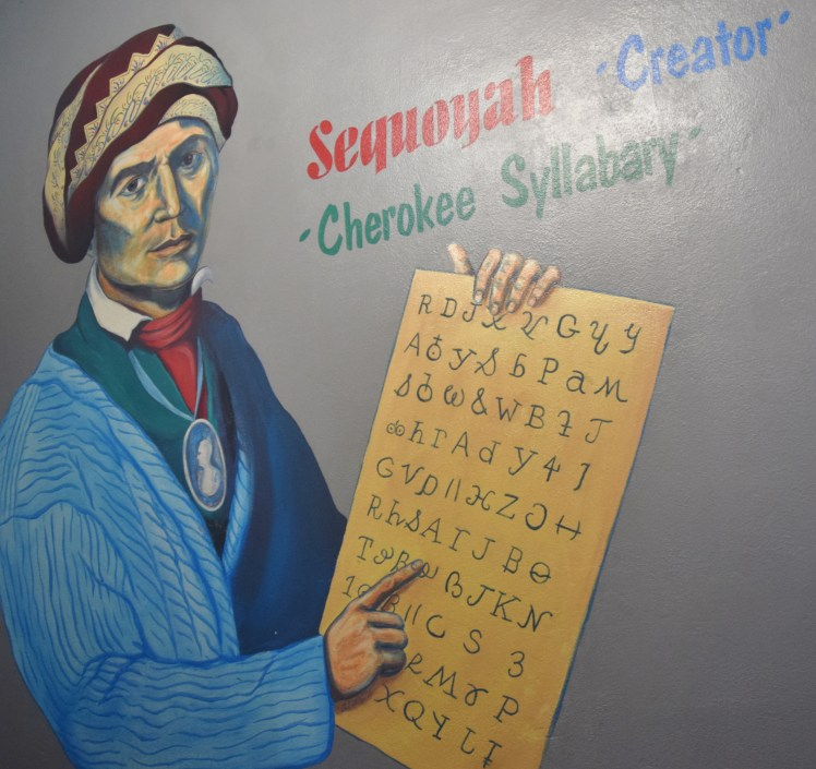 Sequoyah in Oklahoma