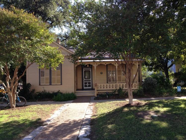 O. Henry House Austin, Texas