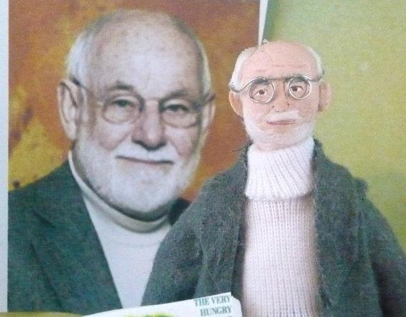 Eric Carle doll