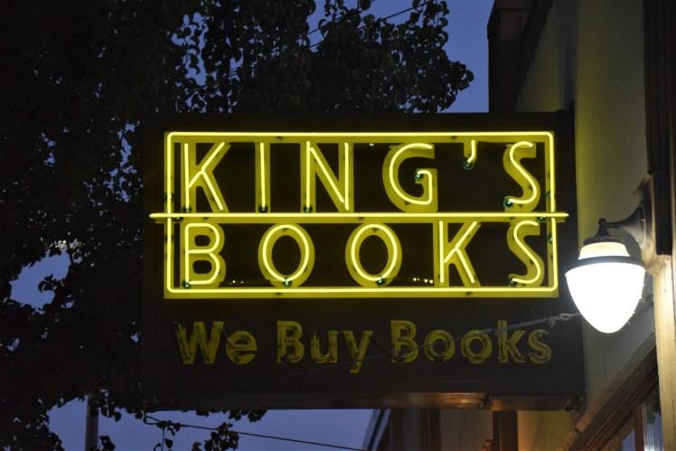 King's Books Frank Herbert Tacoma