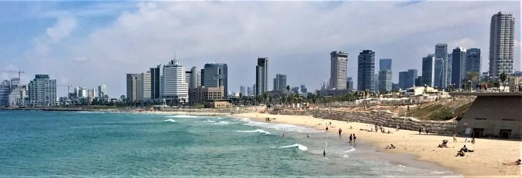 Tel Aviv Golda Meir