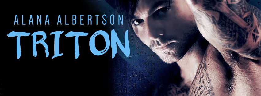 Triton Cover Reveal and Giveaway!